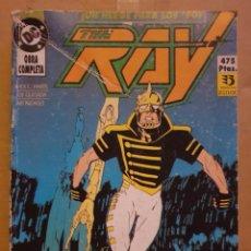 Cómics: THE RAY OBRA COMPLETA - TOMO CON LOS NUMS 1 AL 6- ZINCO. Lote 218385031