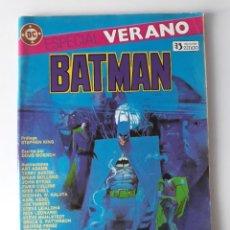 Comics: BATMAN ESPECIAL VERANO - 64 PÁGINAS. Lote 218489842