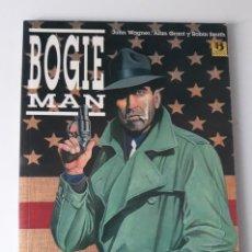 Cómics: BOGIE MAN: EL PROYECTO MANHATTAN - ALAN GRANT Y ROBIN SMITH. Lote 218490327