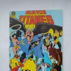 Cómics: NUEVOS TITANES Nº 4. EDICIONES ZINCO. TDKC76. Lote 218514407