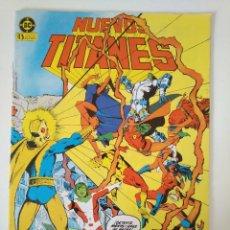 Cómics: NUEVOS TITANES N°. 14. Lote 218535933