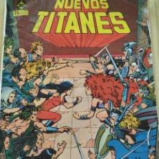 Cómics: NUEVOS TITANES, 1985, EDICIONES ZINCO, N12. Lote 218708727