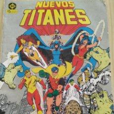 Cómics: NUEVOS TITANES, DE 1980 NÚMERO 1. Lote 218709246