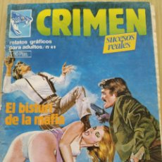 Cómics: CRIMEN, RELATOS GRÁFICOS PARA ADULTOS, AÑOS 80. Lote 218711561