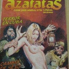 Cómics: AZAFATAS, COMIC PARA ADULTOS ,AÑOS 80 ZINCO. Lote 218711673