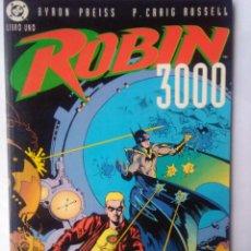 Cómics: ROBIN 3000 LIBRO UNO. Lote 218744342