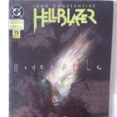 Cómics: HELLBLAZER-NEW CASTLE-NUMERO ESPECIAL. Lote 218798977