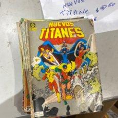 Cómics: NUEVOS TITANES VOL. 1 COLECCION COMPLETA 50 . SOLO FALTA EL NÚMERO 6. Lote 218828566