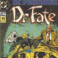 Cómics: DC PREMIERE RETAPADO- NºS 4 AL 6 - DR. FATE DOCTOR FATE - PRECINTADO. Lote 246440125