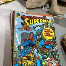 Cómics: LOTE DE 29 CÓMICS SUPERMAN EDICIONES ZINCO . VER LOS NÚMEROS EN FOTOS. Lote 218846280