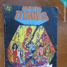 Cómics: NUEVOS TITANES Nº 8 EL FIN DE H.I.V.E.- CONTIENE DEL 36 AL 40 DC - EDICIONES ZINCO. Lote 218867655