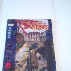 Cómics: LA CRUZADA DE LOS NIÑOS - VERTIGO - EDICIONES ZINCO - PRESTIGIO - BUEN ESTADO - GORBAUD - CJ 122. Lote 219062905
