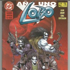 Cómics: LOBO. NÚMERO ESPECIAL EDICIONES ZINCO. Lote 219085527