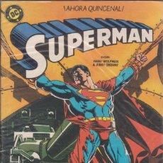 Cómics: COMIC DC SUPERMAN Nº 9 ED. ZINCO. Lote 219093291