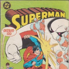 Cómics: COMIC DC SUPERMAN Nº 16 ED. ZINCO. Lote 219094638