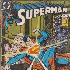 Cómics: COMIC DC SUPERMAN Nº 74 ED. ZINCO. Lote 219100222