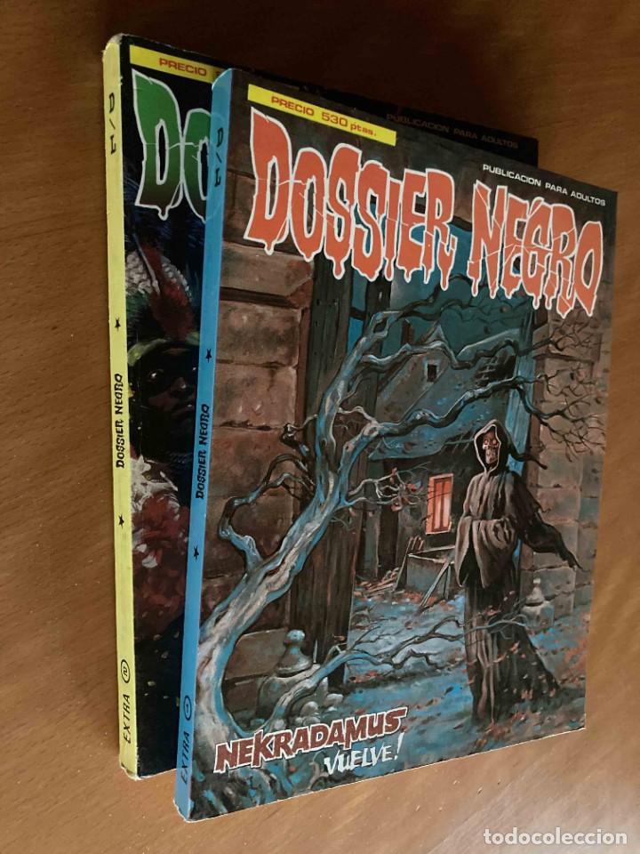 Cómics: DOSSIER NEGRO - Foto 2 - 219164117