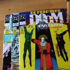 Cómics: DC PREMIERE DOOM PATROL 14,15,16. Lote 219257486