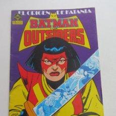 Comics: BATMAN Y LOS OUTSIDERS Nº 8 - ZINCO MUCHOS MAS A LA VENTA, MIRA TUS FALTAS BUEN ESTADO E3. Lote 219536597