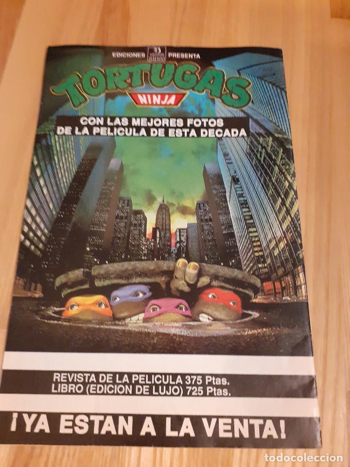 Cómics: Comic Aventuras TORTUGAS NINJA ediciones ZINCO 4 - Foto 2 - 219543268