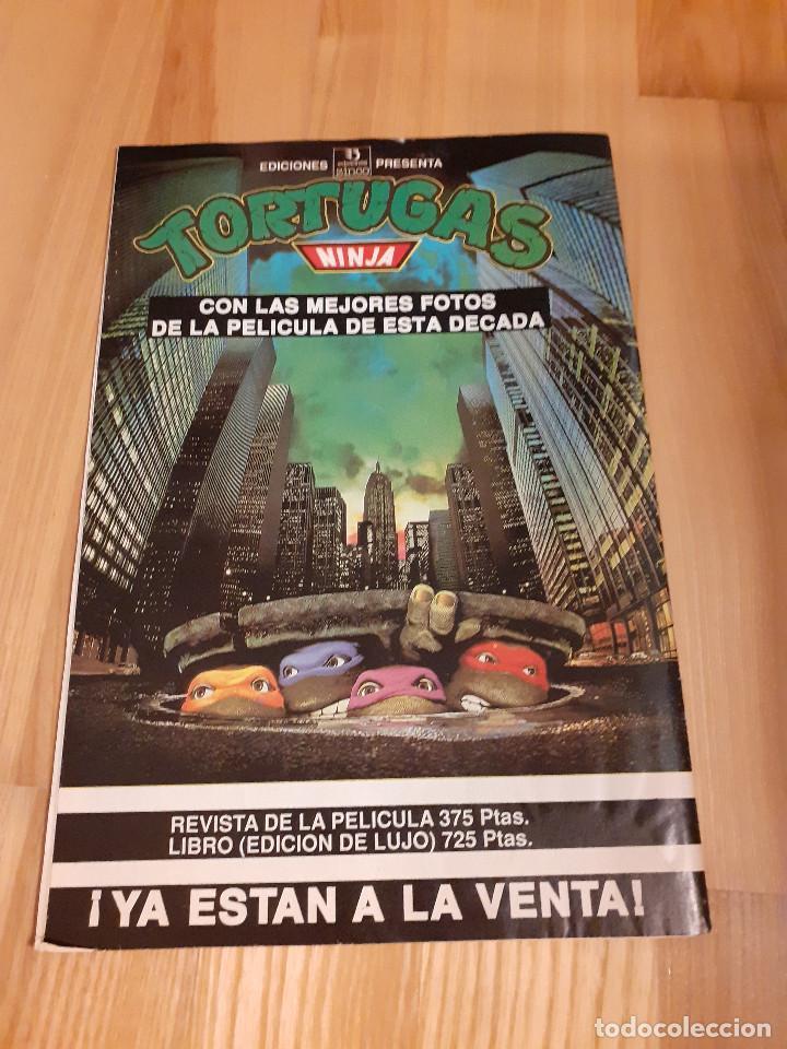 Cómics: Comic Aventuras TORTUGAS NINJA ediciones ZINCO 5 - Foto 2 - 219543358