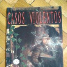 Cómics: CASOS VIOLENTES - NEIL GAIMAN & DAVE MCKEAN. Lote 219596442