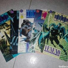 Cómics: LEYENDAS DE BATMAN - VENENO ( JOSÉ LUIS GARCÍA LÓPEZ). Lote 219701232