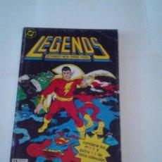 Cómics: LEGENDS - TOMO 2 - NUMEROS 5 Y 6 Y EXTRA 1 Y 2 - ZINCO - BUEN ESTADO - CJ 122 - GORBAUD. Lote 219776508