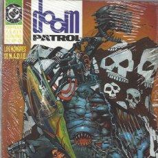 Cómics: DOOM PATROL - LOS HOMBRES DE NADIE - 2 TOMOS - COMPLETA - MORRISON - MUY BUEN ESTADO. Lote 219842470