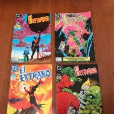 Cómics: EL EXTRAÑO DC - SERIE DE 4 NÚMEROS. Lote 219852638