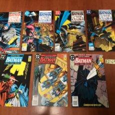 Cómics: LOTE DE COMICS BATMAN - DC. Lote 219853397