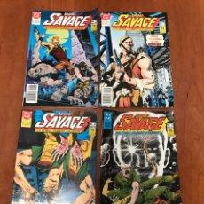 Cómics: LOTE DE COMICS - DOC SAVAGE - DC. Lote 219855027