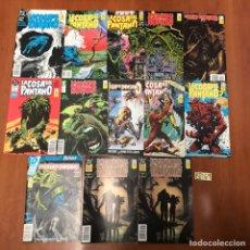Cómics: COMICS LA COSA DEL PANTANO - DC DEL 1 AL 12. Lote 219857653