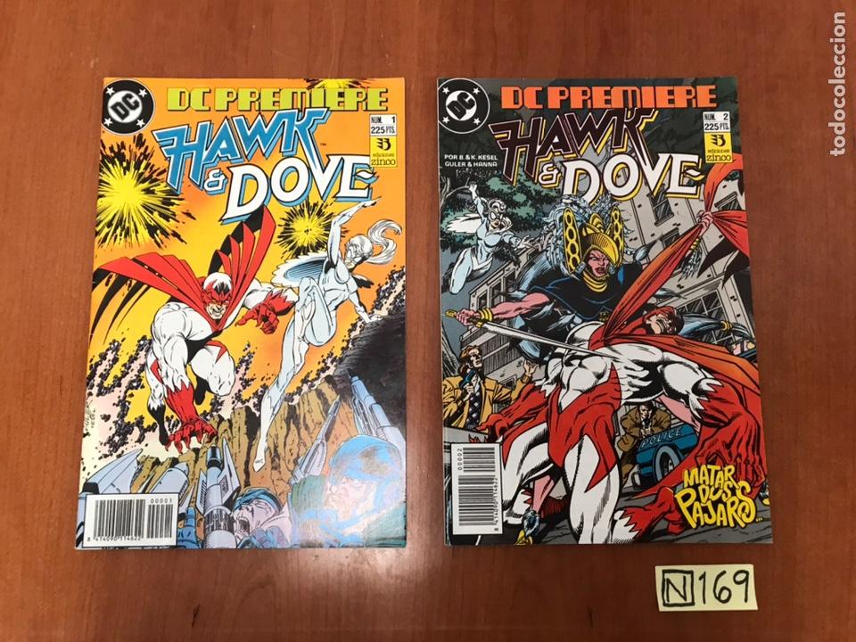 COMICS DC PREMIERE - HAWK & DOVE (Tebeos y Comics - Zinco - Otros)