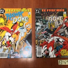 Cómics: COMICS DC PREMIERE - HAWK & DOVE. Lote 219858677