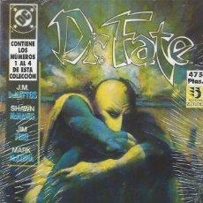 Cómics: DR. DOCTOR FATE COMPLETA - 9 NºS EN DOS RETAPADOS - A ESTRENAR !!. Lote 235643255
