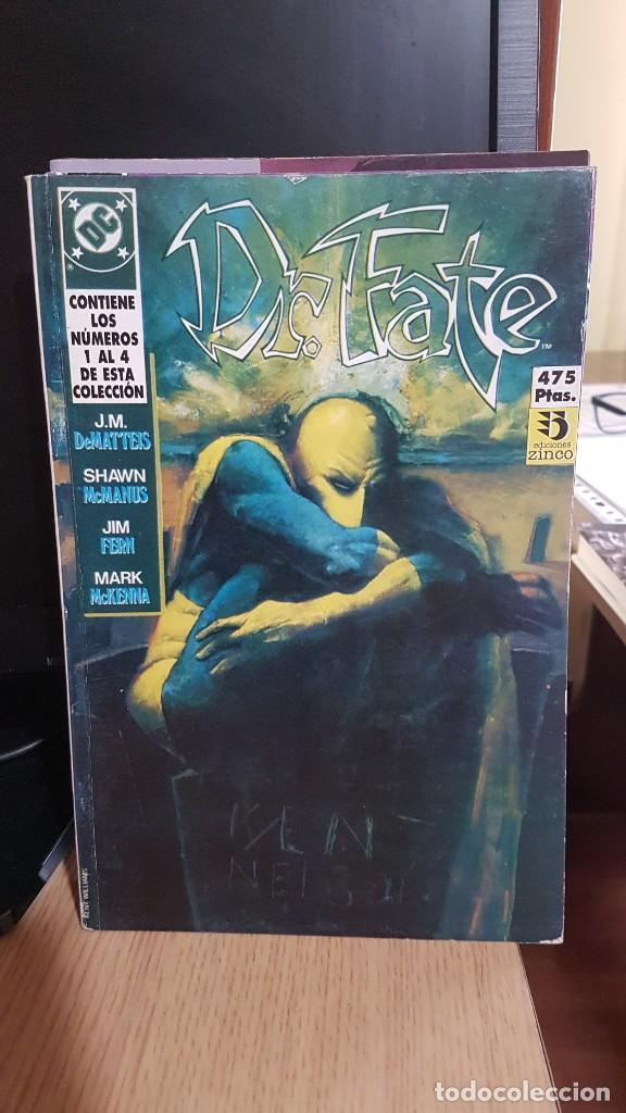Cómics: DR . FATE - Foto 1 - 220110400