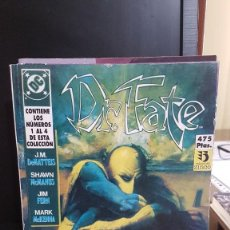 Cómics: DR . FATE. Lote 220110400