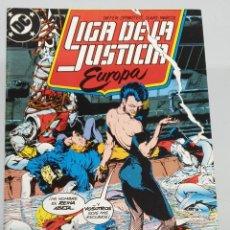Cómics: LIGA DE LA JUSTICA EUROPA Nº 4 / DC - ZINCO. Lote 253168280
