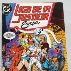 Cómics: LIGA DE LA JUSTICA EUROPA Nº 3 / DC - ZINCO. Lote 253168295