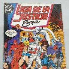 Cómics: LIGA DE LA JUSTICA EUROPA Nº 3 / DC - ZINCO. Lote 220355375