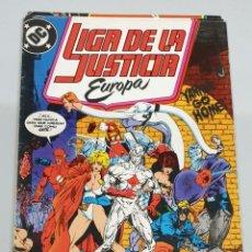 Cómics: LIGA DE LA JUSTICA EUROPA Nº 3 / DC - ZINCO. Lote 220355398