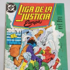 Cómics: LIGA DE LA JUSTICA EUROPA Nº 2 / DC - ZINCO. Lote 220355457