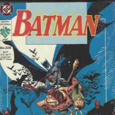 Comics: BATMAN VOLADOR - 3 NºS - COMPLETA - EDITORIAL VID - BUEN ESTADO. Lote 220367971