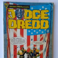 Cómics: JUDGE DREDD NUMEROS 2-3-4-5-LEER DESCRIPCION. Lote 220481705