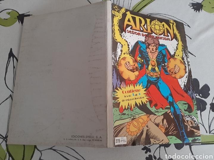 Cómics: Arion Señor de la Atlantida retapado con los 5 primeros Ediciones Zinco - Foto 2 - 220509585