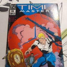 Cómics: TIME MASTER OBRA COMPLETA EN UN RETAPADO CON LOS 8 CÓMICS. Lote 220523491