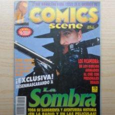 Cómics: REVISTA COMICS SCENE Nº 17. Lote 220712100