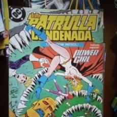 Cómics: LA PATRULLA CONDENADA 13 (R1). Lote 220720080