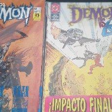 Cómics: COMPLETA THE DEMON-Nº1-2-3-4. Lote 220839571